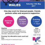 BiFest Wales 2017 A4 Poster - English
