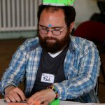 BiFest Wales 2015 craft table