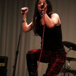 Between Waves performing at BiFest Wales 2015 evening live music event