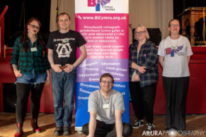 Organisers and volunteers - BiFest Wales 2019